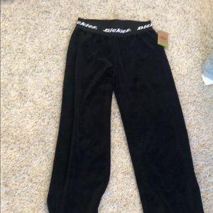 Dickies velvet pants